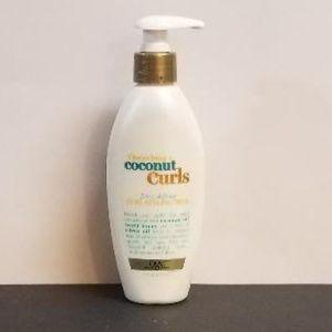 OGX Coconut Curls Frizz-Defying Curl Styling Milk